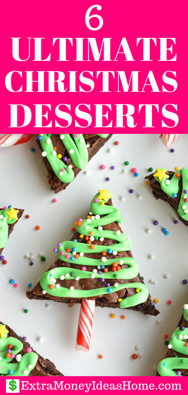 6 Christmas Desserts That Will Blow Your Guests Away