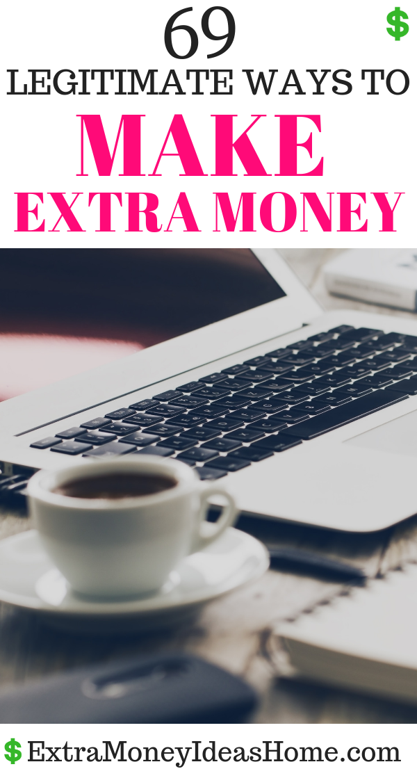 legitimate ways to make extra money