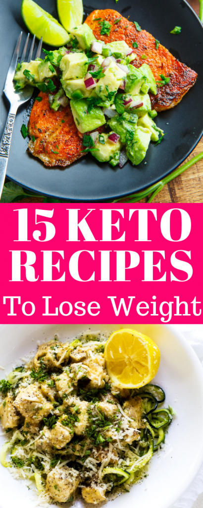 15 Keto recipes to lose weight faster, keto diet ideas, keto diet recipes for beginners. Looking to taste the BEST keto recipes to lose weight? These are the ULTIMATE 15 keto recipes for beginners to lose weight. Your entire family will love these ketogenic diet recipes. These keto recipes are healthy and delicious and you will lose weight too. #ketorecipes #keto #ketodietideas #diet #ketodinner #dinnerrecipes #dinner #ketogenic #healthy #recipes #healthyrecipes #lowcarb #yummy