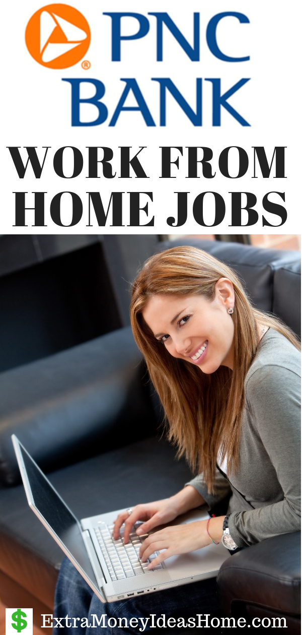 Work from Home Jobs – PNC Bank is Hiring