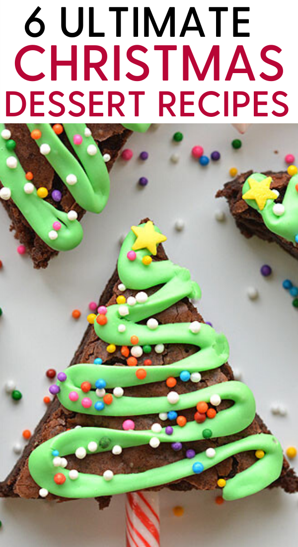 6 Ultimate Christmas Dessert Recipes