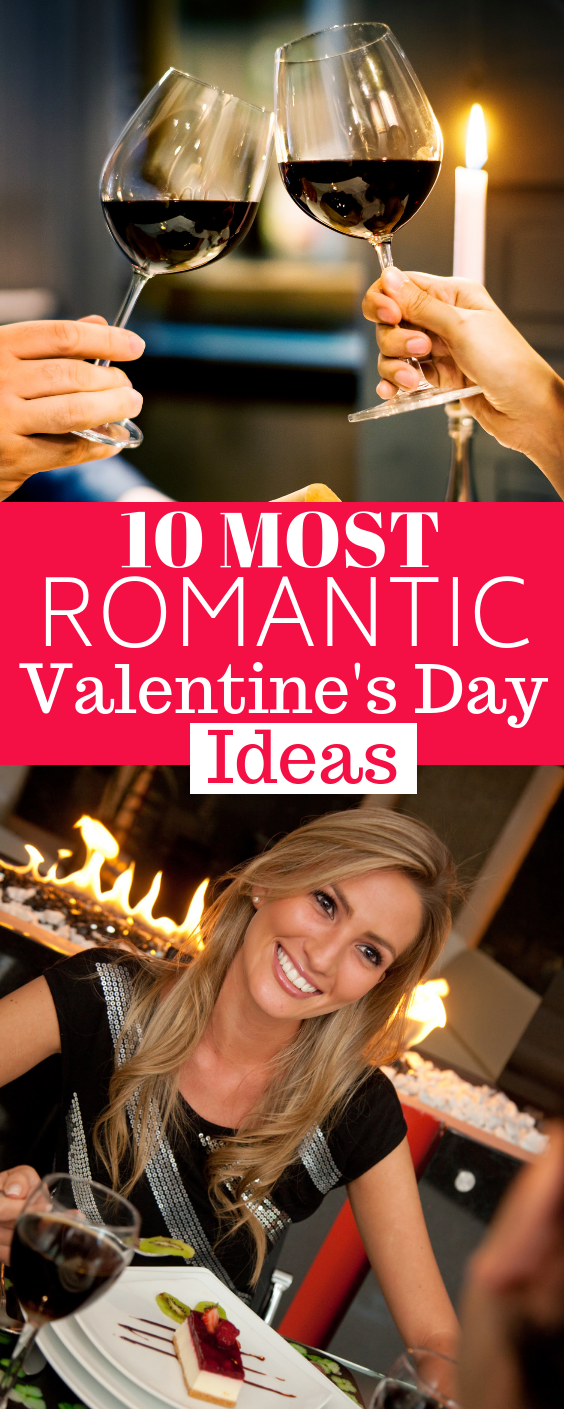 10 Valentine's Day Romantic Ideas That Will Add More Fire to Your Love Life