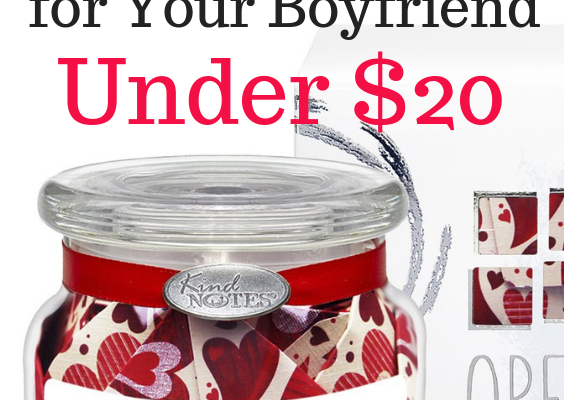 13 affordable valentine's day gifts for your boyfriend under $20