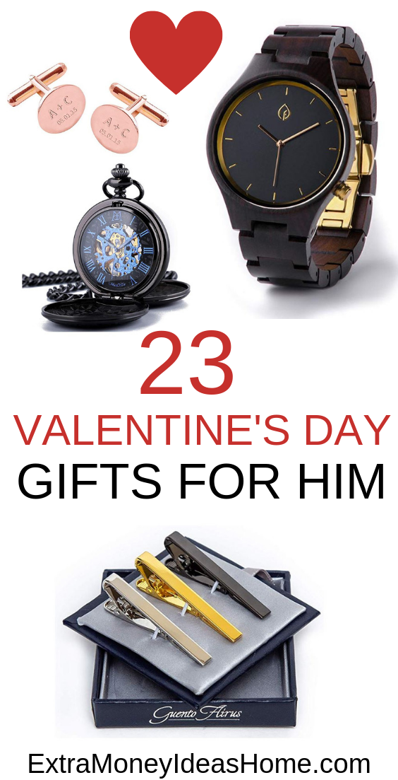 23 Romantic Valentine's Day Gifts for Your Boyfriend