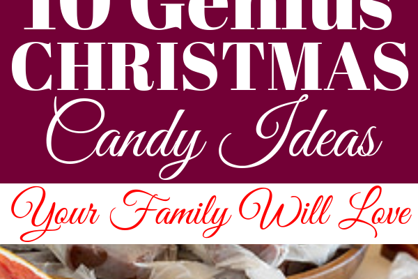 christmas candy ideas