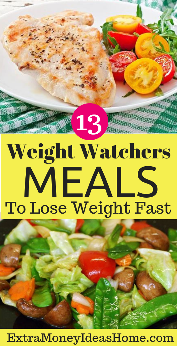 13 Best Weight Watchers Meals