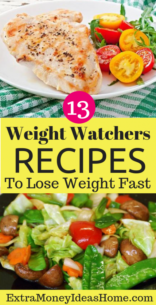 13 weight watchers recipes. Looking for DELICIOUS weight watchers recipes? This post shows you HOW to taste the BEST weight watchers recipes, meals, weight watchers recipes, weight watchers freestyle, weight watchers desserts, and much more healthy recipes. Lose weight faster with these TASTY weight watchers meals. #weightwatchers #recipes #weightwatchersrecipes #weightwatchersfreestyle #weightwatchersdiet #loseweight #weightloss #healthy #healthyrecipes #recipe