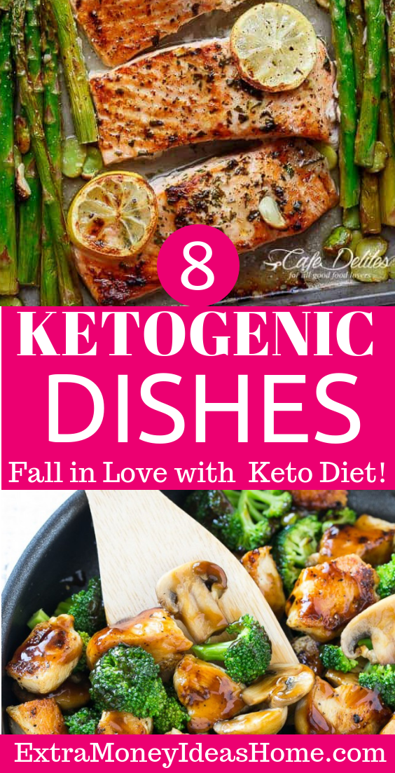 8 Ketogenic Dishes That Will Make You Fall in Love with Keto Recipes