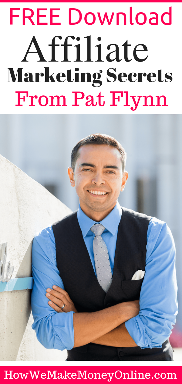 affiliate marketing pdf download pat flynn secrets