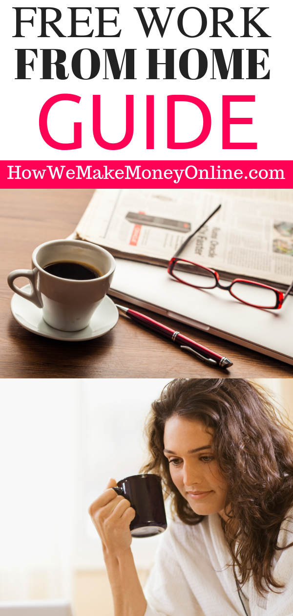 free work from home guide secrets