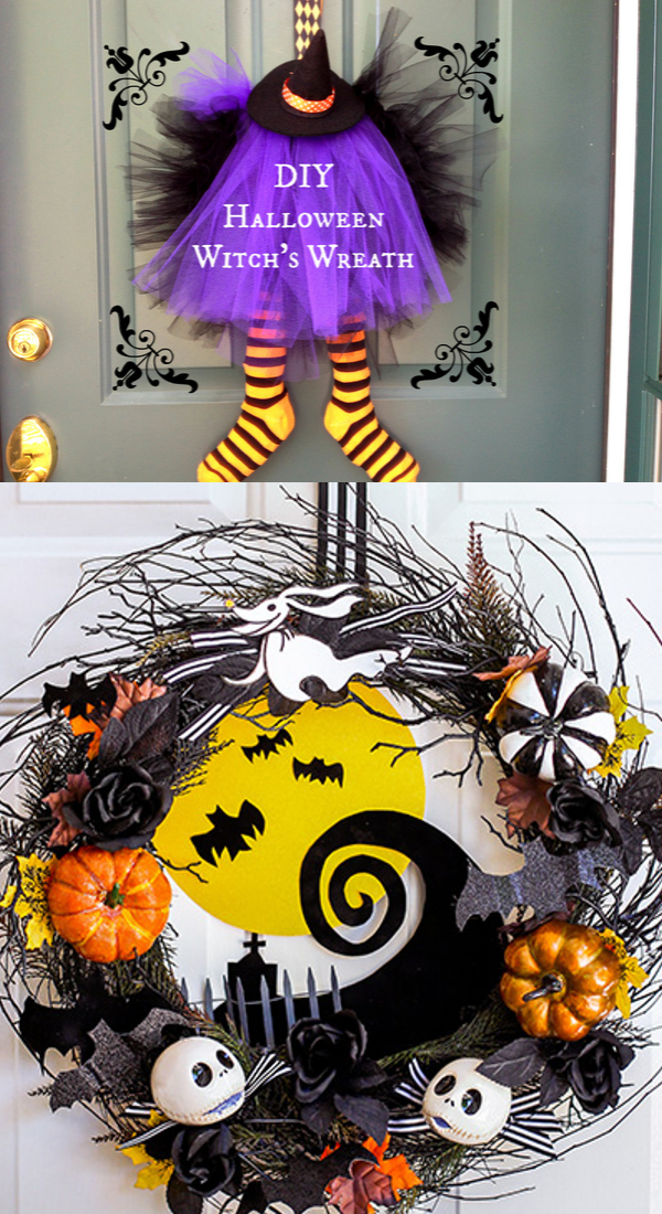 9 Most spooktacular Halloween wreaths that will wow your guests, best Halloween wreaths, ultimate Halloween wreaths, easy and scary Halloween wreaths #halloween #wreaths #Haloween2019 #halloweendecor #halloweendecorations #spooky #scary #diy #homedecor #halloweencrafts