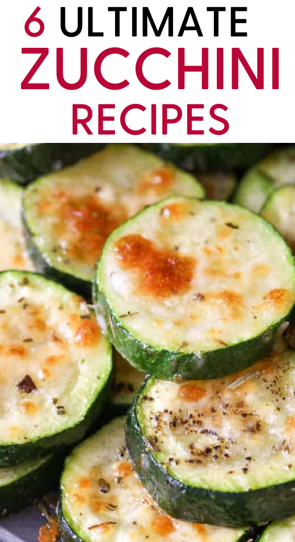 6 BEST Zucchini recipes that are super-healthy and taste great too. These are the very BEST Zucchini recipes you can try. Healthy Zucchini recipes, baked Zucchini recipes, Easy Zucchini recipes, dinner Zucchini recipes, #zucchini #recipes #zucchinirecipes #healthyrecipes #delicious #easyzucchinirecipes #bakedzucchinirecipes