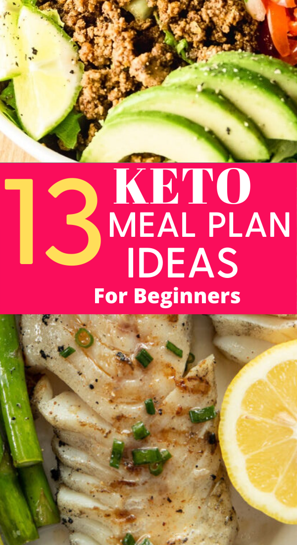 13 Best keto meal plan ideas for beginners to lose weight faster and stay healthy. 13 Easy keto diet meal plan ideas that taste super delicious and are fast to prepare. 13 Best keto diet meal plan ideas for beginners #keto #ketogenic #mealplan #ketodiet #ketorecipes #lowcarb #healthy #healthyrecipes #delicious #ketogenicdiet