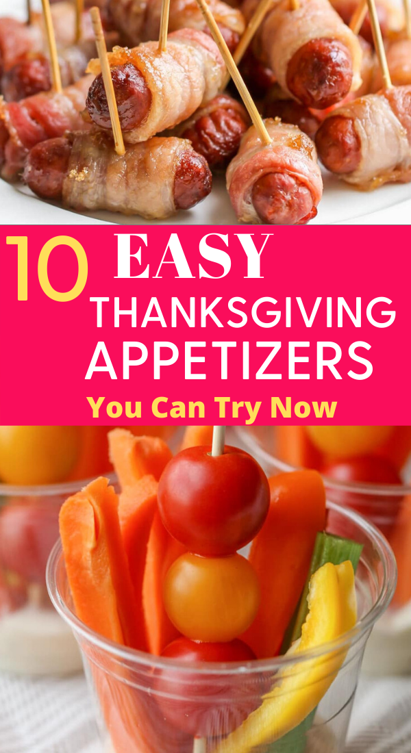 10 Best Thanksgiving appetizers you can try now. 10 Ultimate Thanksgiving appetizers that are super delicious and healthy. These 10 Thanksgiving appetizers will delight your family and guests this Thanksgiving holidays #thankgiving #appetizers #thanksgivingparty #party #food #healthy #recipes #yummy #healthyrecipes