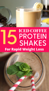 15 iced coffee protein shakes that are keto-friendly, low carb andfantastic for rapid weight loss. The ultimate keto-friendly, low carb iced coffee protein shakes for faster weight loss. You must surely pin this idea if you really want to lose weight. #keto #ketogenic #lowcarb #proteinshakes #icedcoffee #protein #weightloss