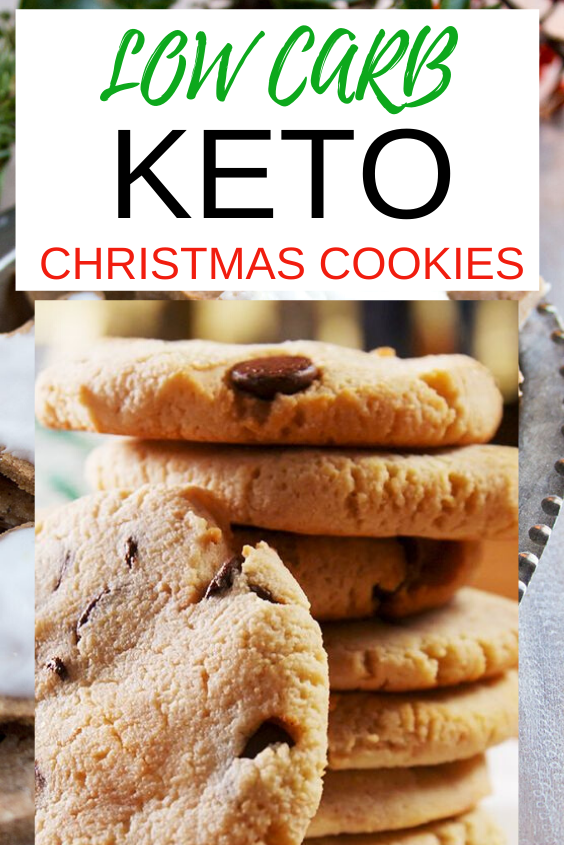 13 Ultimate Keto Christmas Cookies that are Super Delicious. The best low carb keto christmas cookies for wonderful Christmas holidays #christmas #cookies #keto #ketodesserts #ketocookies #ketochristmascookies #ketogeniccookies #ketodietideas #xmas #holidaycookies #recipes #healthy