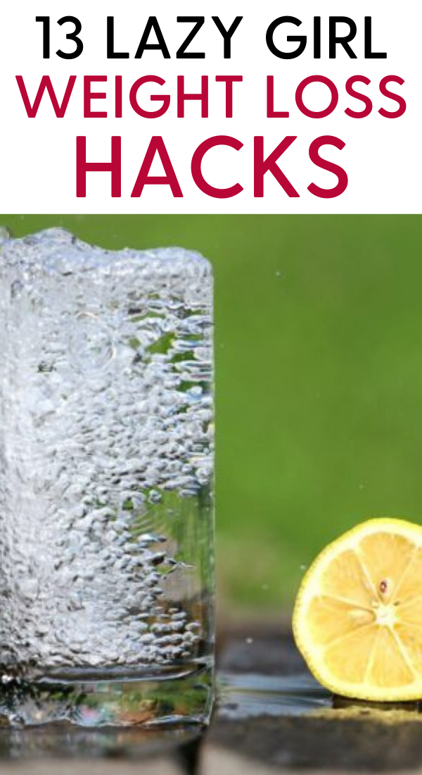 13 lazy girl weight loss hacks to help you lose weight faster and stay healthy. The ultimate lazy girl weight loss hacks for rapid weight loss and happy life #weightloss #lazygirl #loseweight #keto #weightwatchers #lowcarb #healthy #recipes #ketodiet #ketorecipes