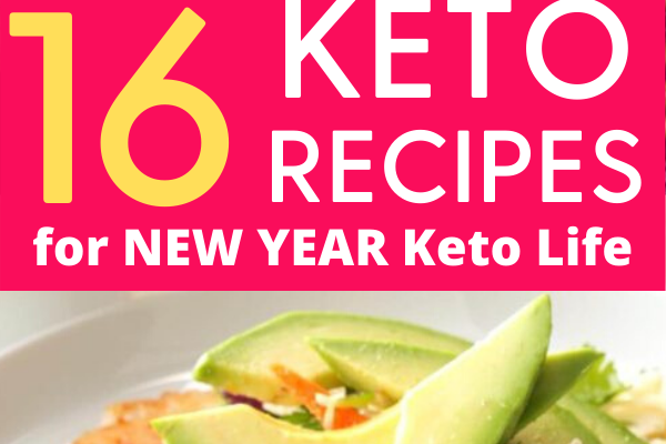 16 Best Keto Recipes to Start a Ketogenic Diet Lifestyle in the New Year. Keto recipes, keto diet, ketogenic diet ideas, keto diet ideas, low carb recipes, low carb keto diet #keto #lowcarb #healthy #recipes #ketogenicdiet #weightwatchers #weightloss #yummy