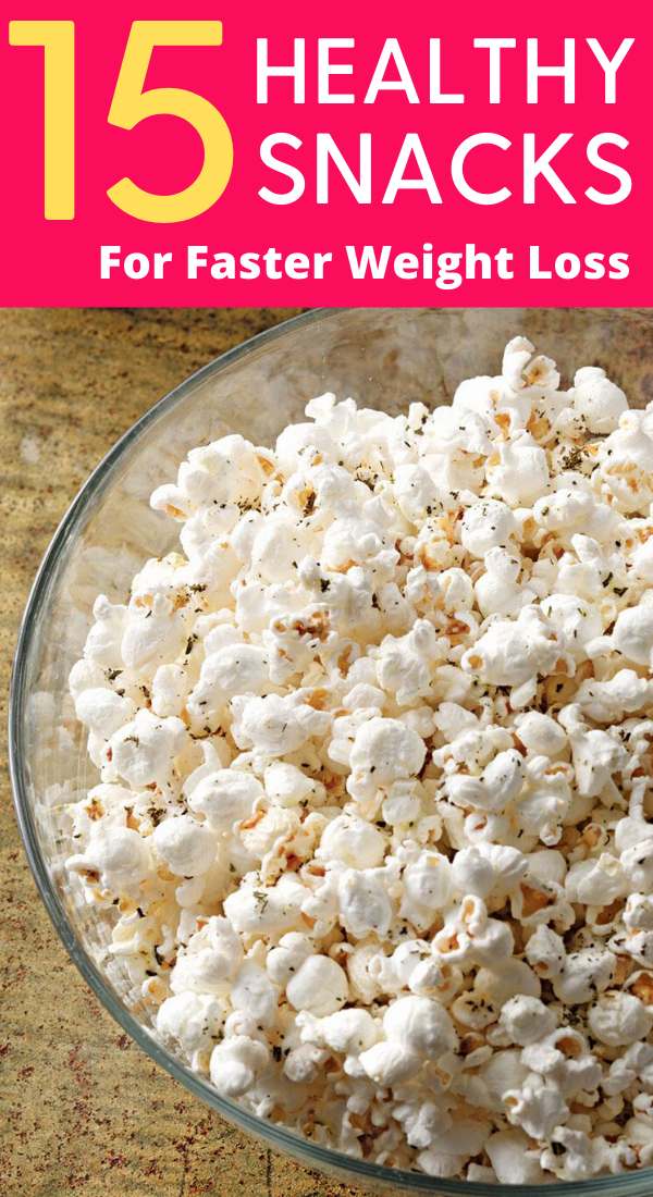 15 Healthy Snacks that Can Help You Lose Weight Faster. The most healthy and delicious snacks for losing weight faster - keto diet, weight watchers diet, ketogenic diet, weightloss hacks #keto #ketogenic #weightloss #weightwatchers #lowcarb #healthy #recipes