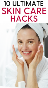 10 Charts that Can Help You Become a Skin Care Expert - 10 ultimate skin care hacks that will give you a healthy, beautiful glowing skin #skincare #skin #beauty #healthy #wellness #health #personalhygience