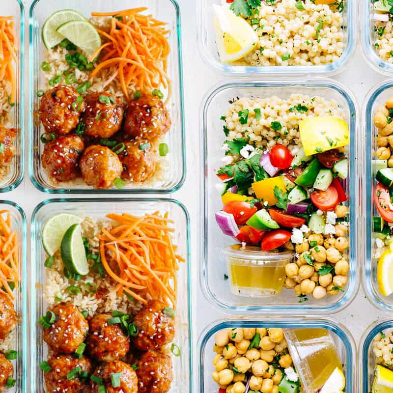 16 Healthy Meal Prep Ideas That Are So Easy To Try